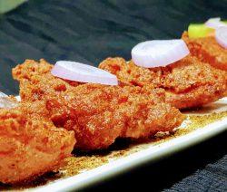 indidiet fish fry amritsari