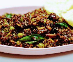 indidiet quinoa upma