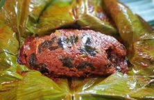 Karimeen Pollichathu Recipe | Kumarakom Fish Pollichathu