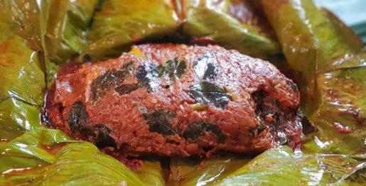 Karimeen Pollichathu Recipe   Kumarakom Fish Pollichathu