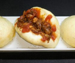 Chicken Steamed Buns Recipe | Stuffed Steamed Bun