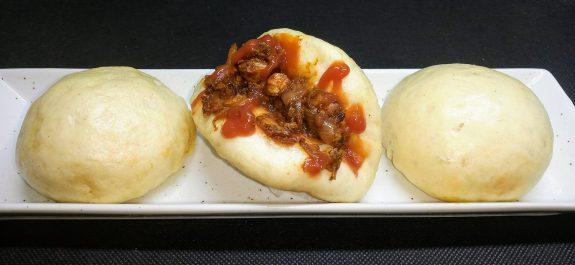 Chicken Steamed Buns Recipe | Stuffed Steamed Bun