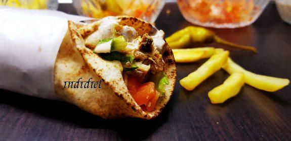 Chicken shaurma
