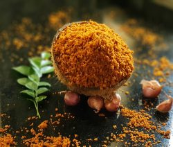 Thenga chammanthi podi Recipe