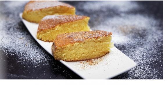 Vanilla Cake For beginners
