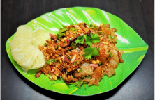 Easy vegetarian thai pomelo salad recipe