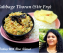 Cbbage thoran / Cabbage upperi