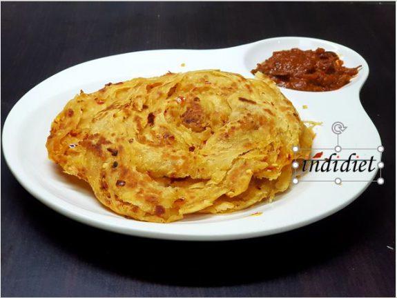 Kerala Porotta