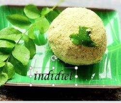 Healthy Herbal Coconut Chutney