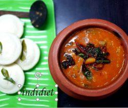 Kerala Style Sambar Recipe