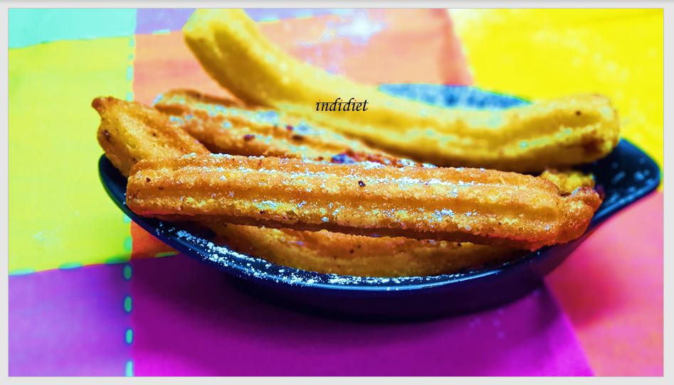 Churros Make Them At Home Indidiet
