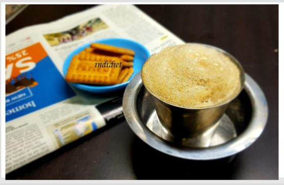 indidiet south indian filter coffee