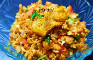 Indidiet scrambled egg scrambled oats egg bhurji oats bhurji